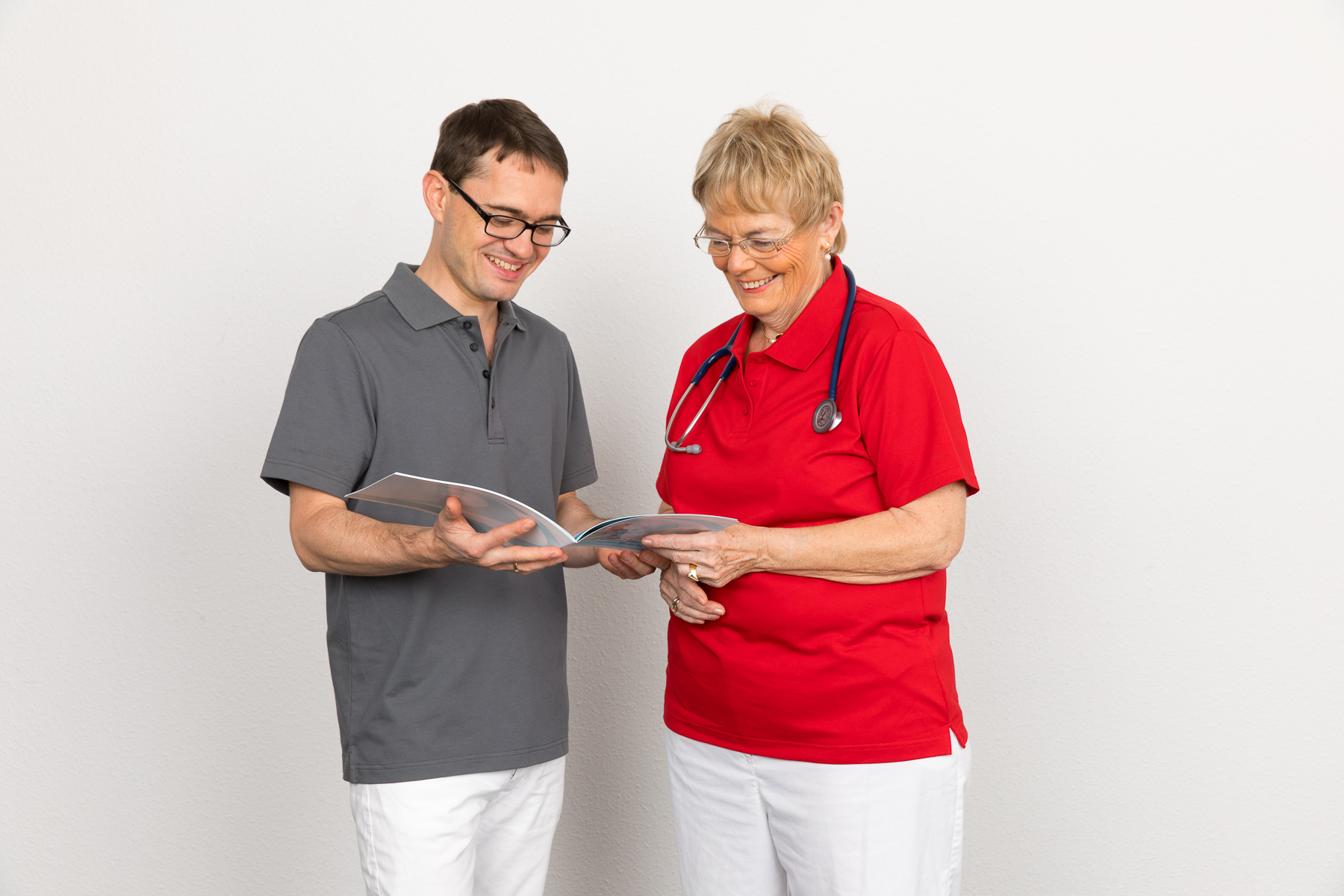 Dr. Daniel Weinrich und Dr. Renate Weinrich